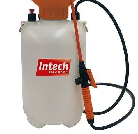 Pulverizador Manual Gp 500 Intech Compressor 5 Lts