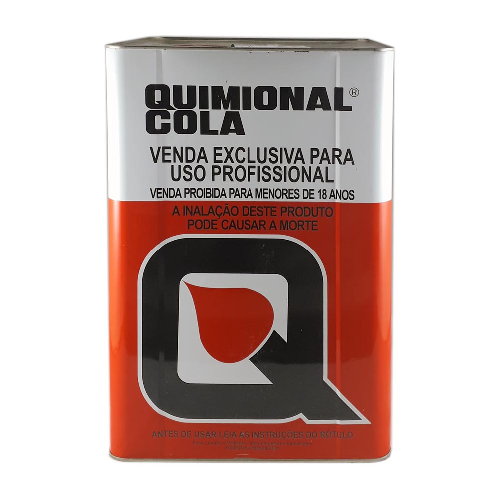 ADESIVO QUIMIONAL - LATA  13KG
