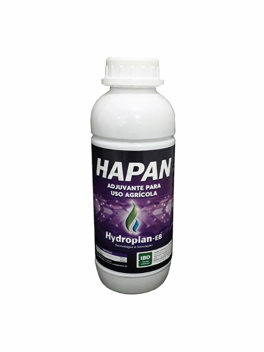 ADJUVANTE HAPAN P/ USO AGRÍCOLA  -  HYDROPLAN - EB 1 LT