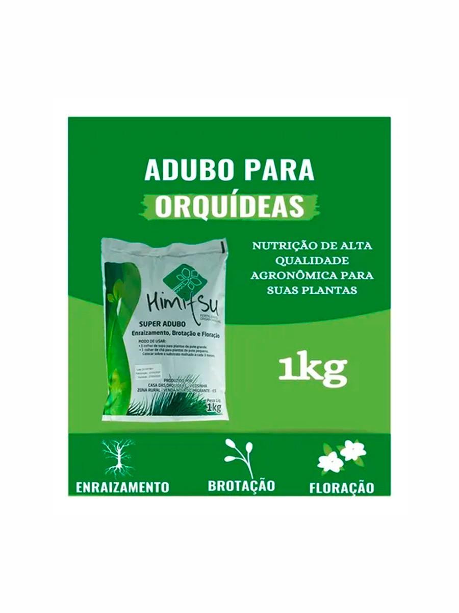 ADUBO PARA ORQUIDEAS - HIMITSU