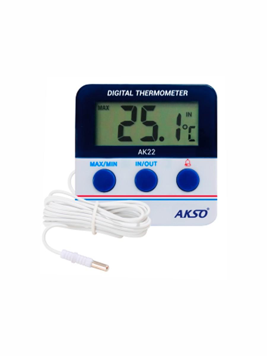 Termômetro Com Alarme Para Freezer / Geladeira - AK22