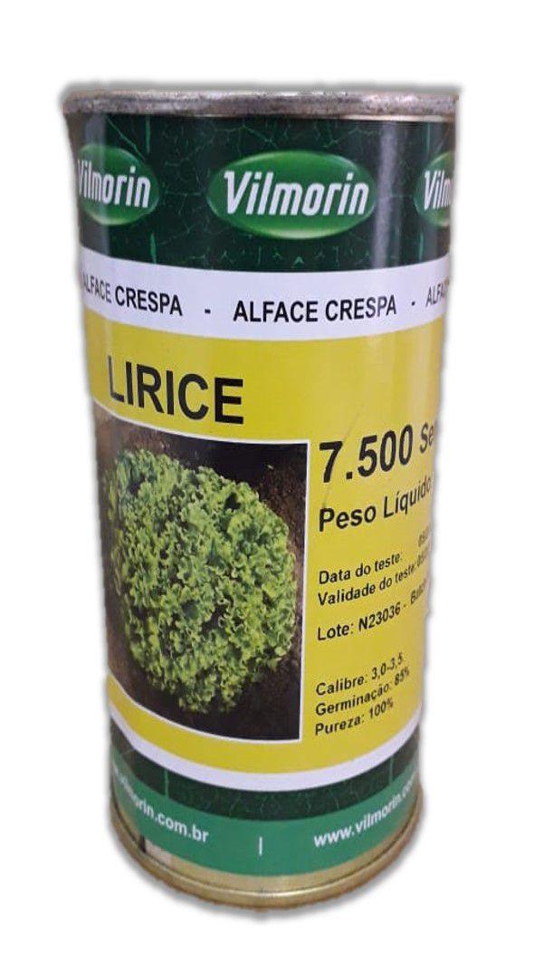 ALFACE CRESPA LIRICE 7.,5 MX - VILMORIN