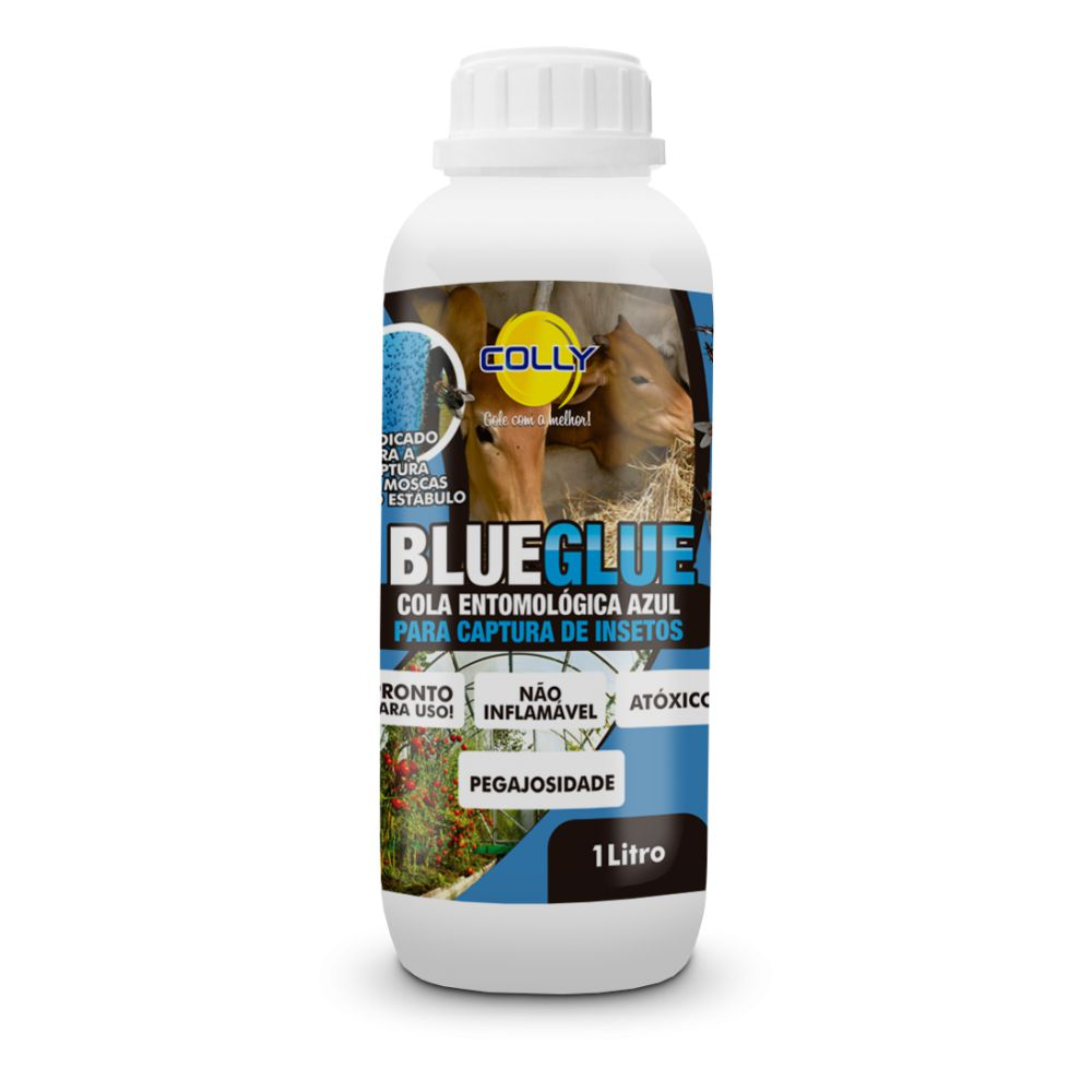BLUEGLUE - COLA ENTOMOLÓGICA AZUL PARA CAPTURA DE INSETOS 5 L