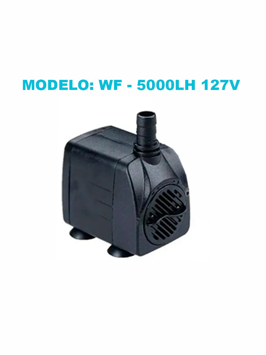 BOMBA SUBMERSA WFISH 5000LH - 127V