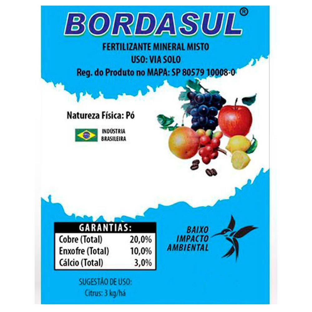 CALDA BORDALESA BORDASUL SACO 25KG