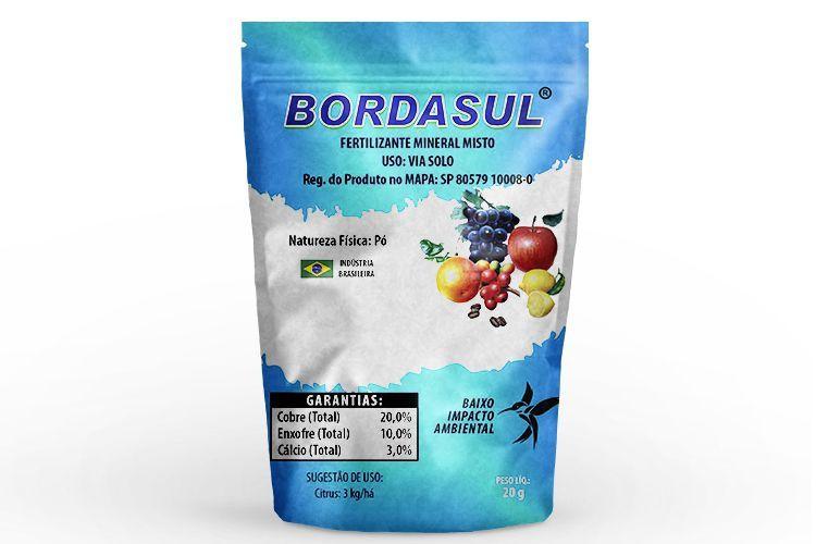 Calda Bordalesa Pronta BORDASUL 2 KG