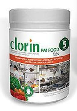 Clor-in FOOD TABS 5 Litros
