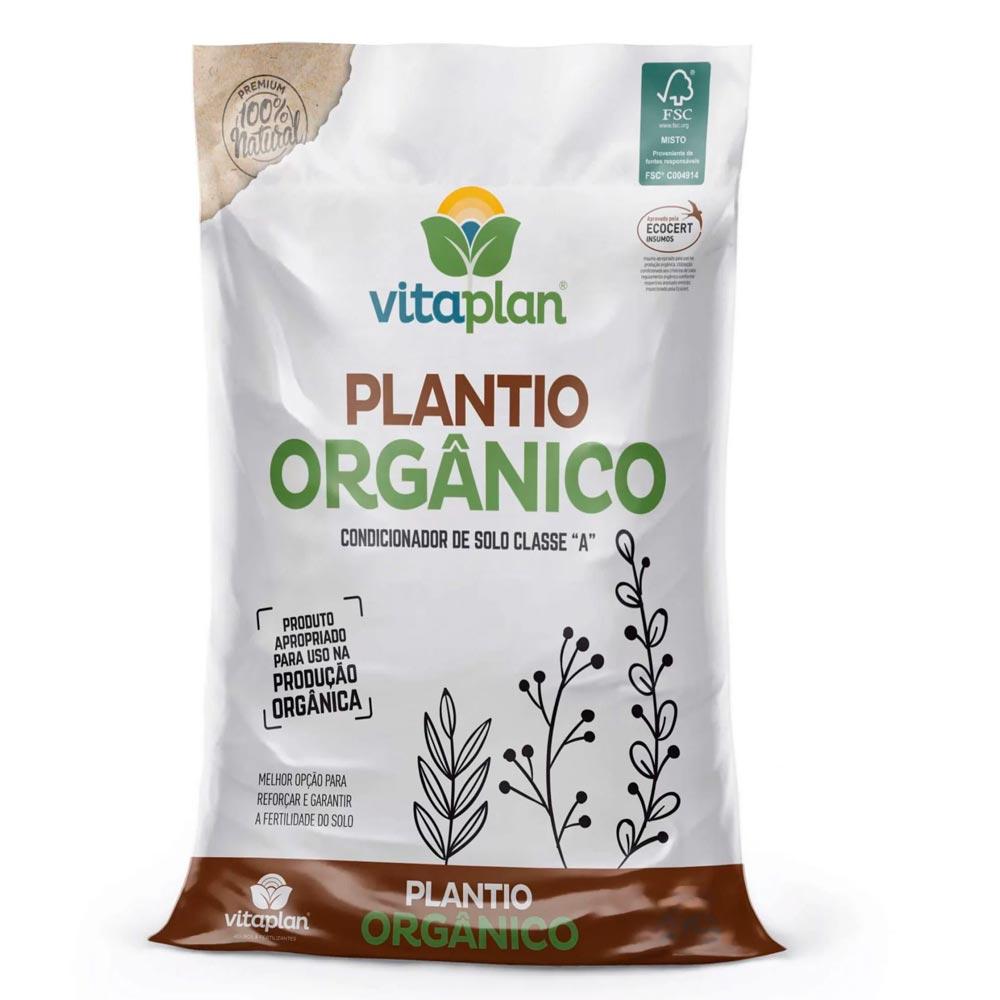 CONDICIONADOR SOLO - PLANTIO ORGANICO 5,0 KG UNICA