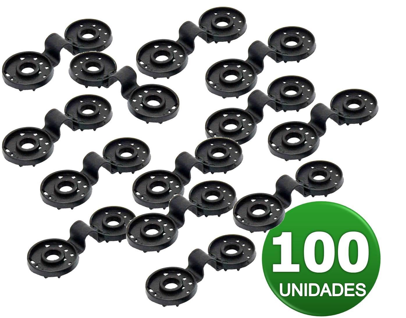 CONECTOR PARA SOMBRITE COM PONTE  100 UNIDADES