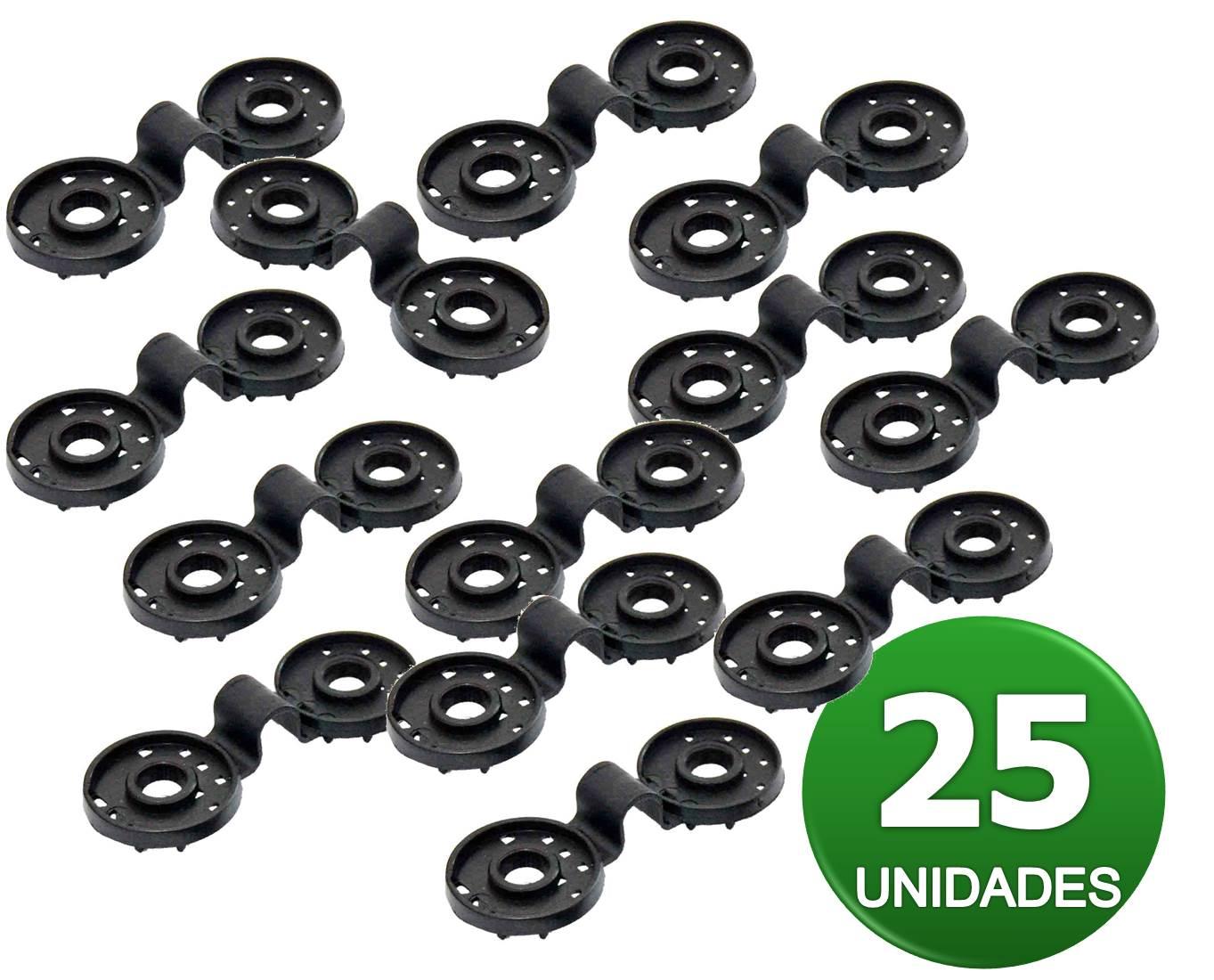 Conector para Sombrite com Ponte 25 UNIDADES