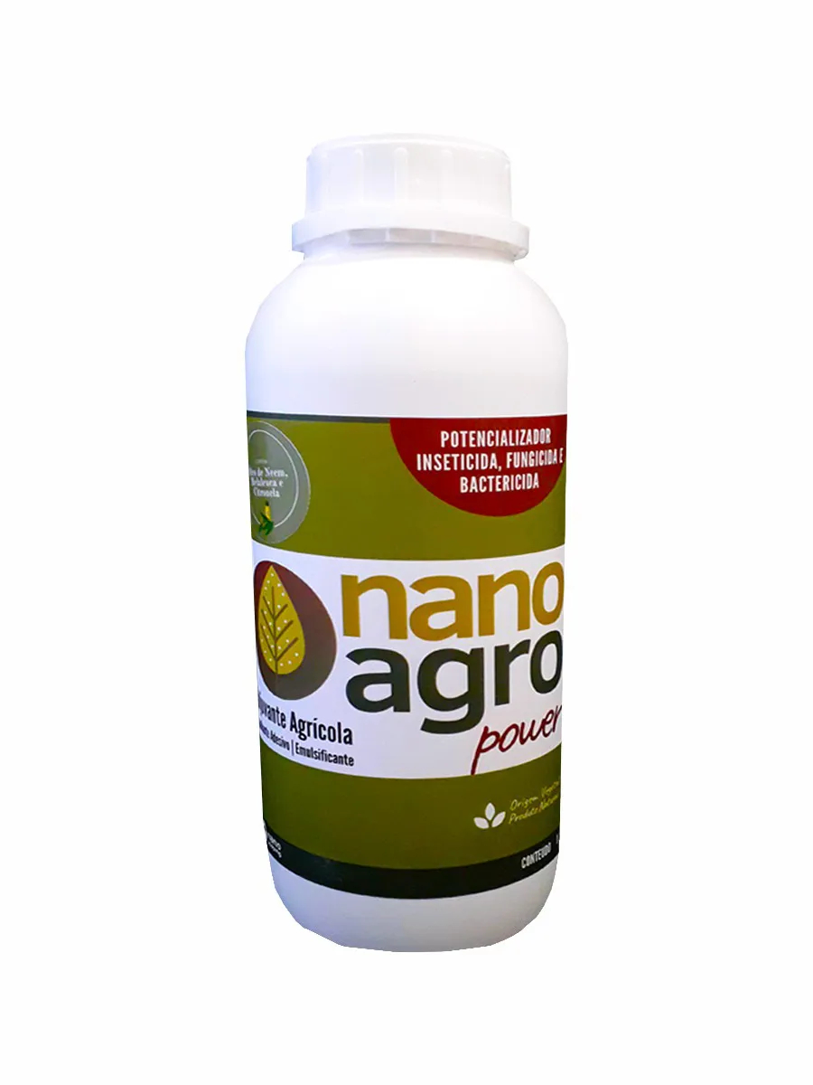 REPELENTE NATURAL - NANO AGRO POWER - 1 LT