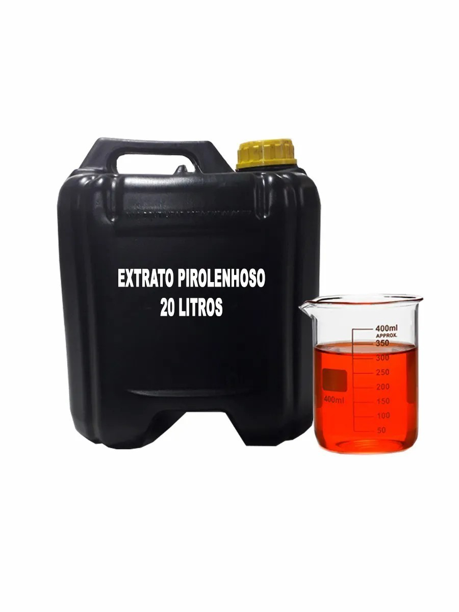 EXTRATO VEGETAL PIROLENHOSO 20LT