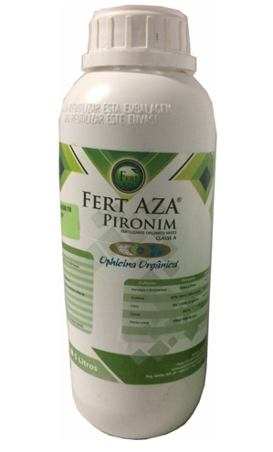 FERT AZA Pironim Fumo e Pimenta - 1L