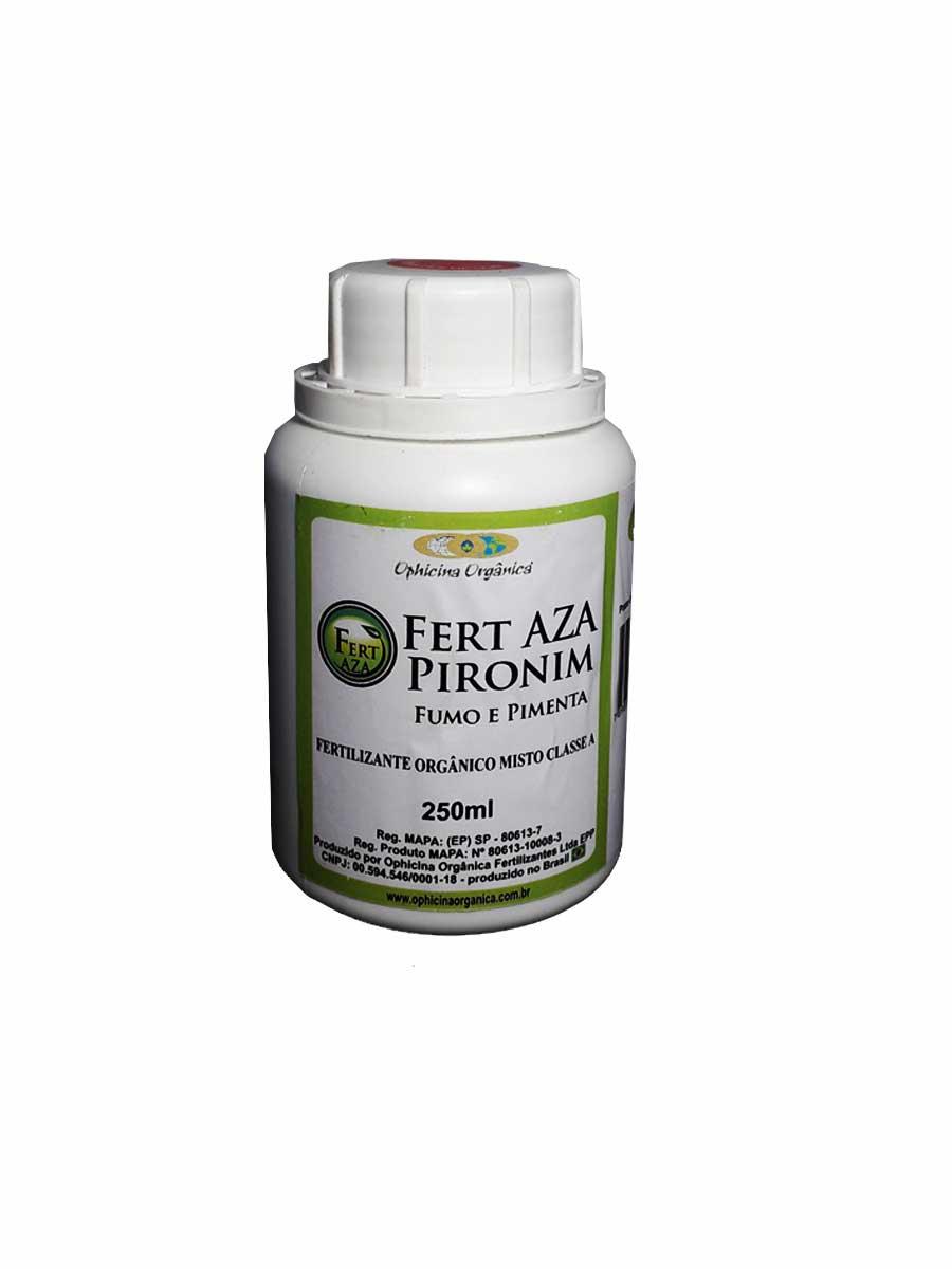 FERT AZA Pironim Fumo e Pimenta - 250 ML