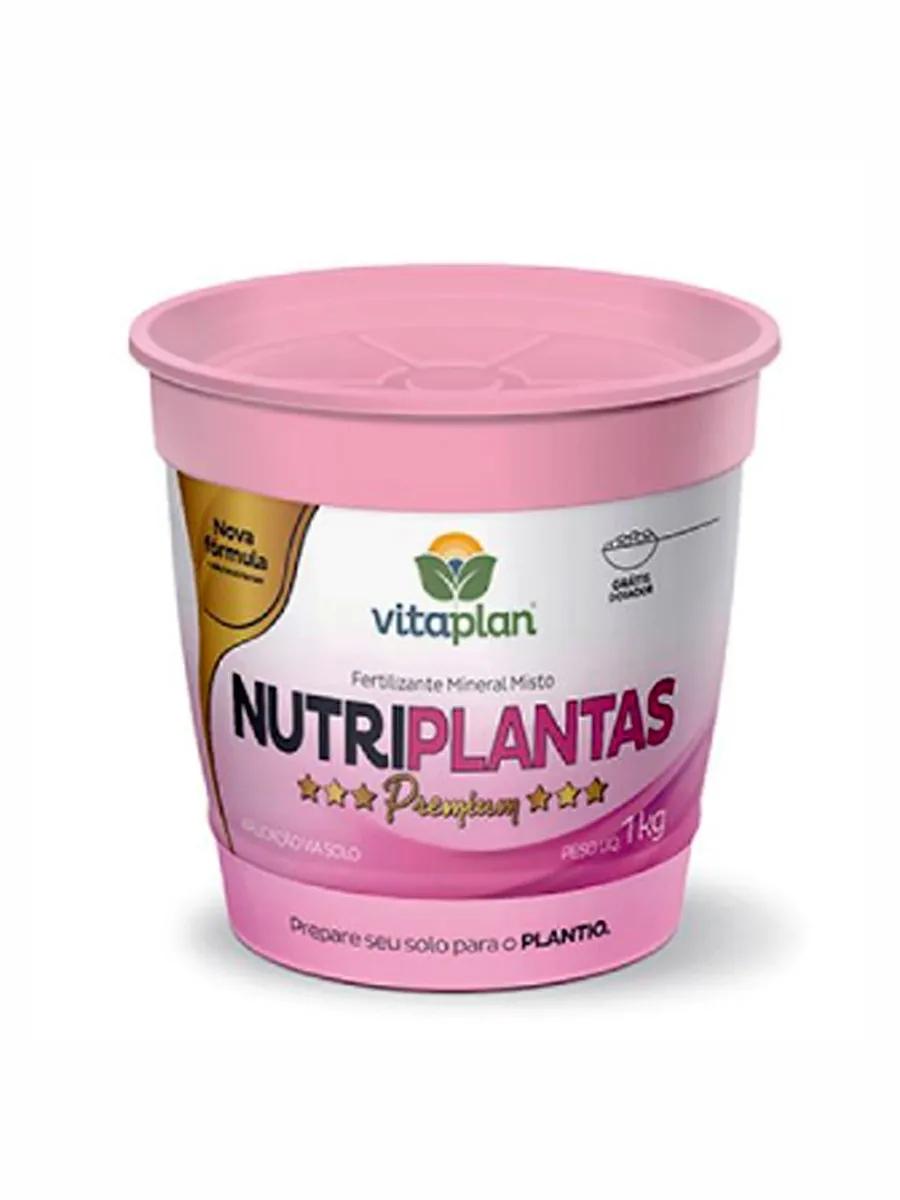 FERTILIZANTE NUTRIPLANTAS - 1KG