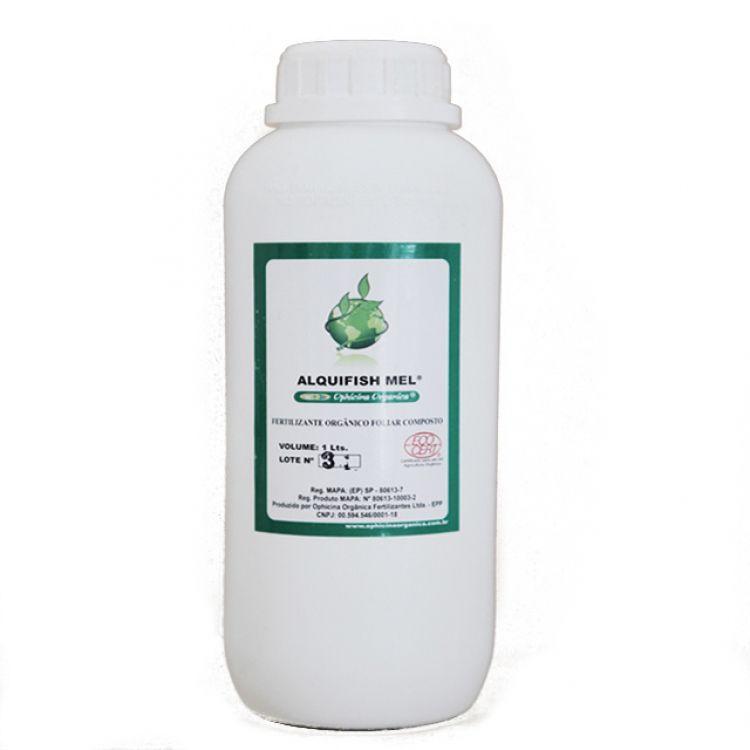 Fertilizante orgânico ALQUIFISH MEL 1 Litro