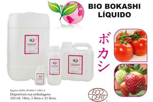 BIO BOKASHI LIQUIDO  1 LT