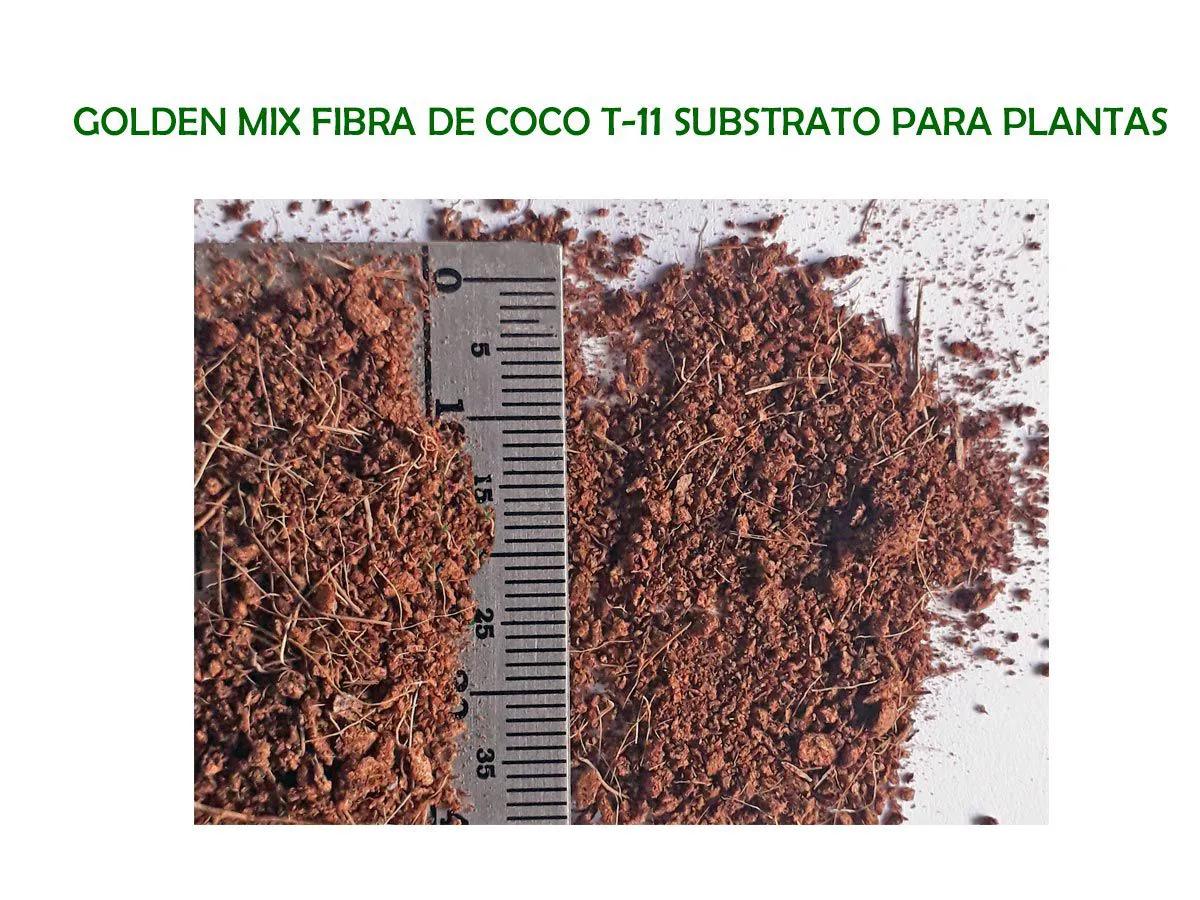 Fibra de Côco Amafibra Saco Prensado de 107 L