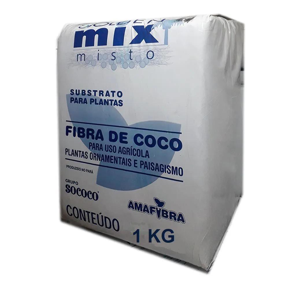 FIBRA DE COCO SUBSTRATO G.MIX MISTO T-98   FR 1KG