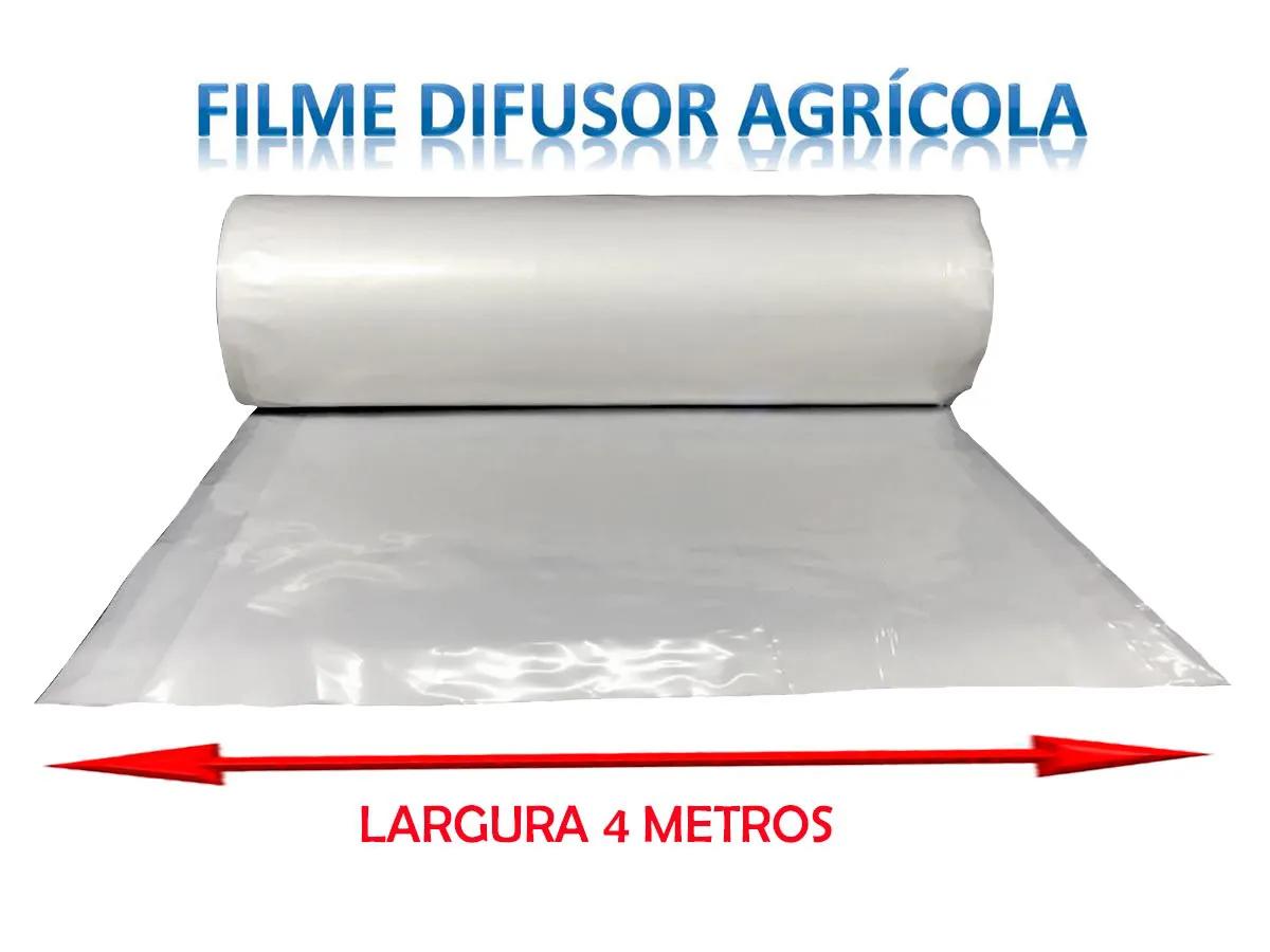 FILME DIFUSOR AGRICOLA  - 4 MT LARGURA