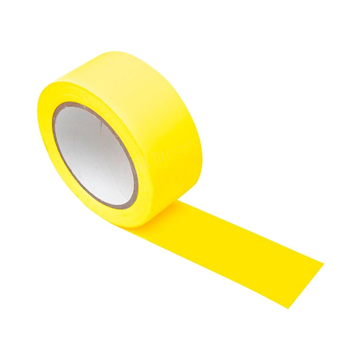FITA DEMARCAÇÃO SOLO ALLTAPE AMARELA  48mm X 30m
