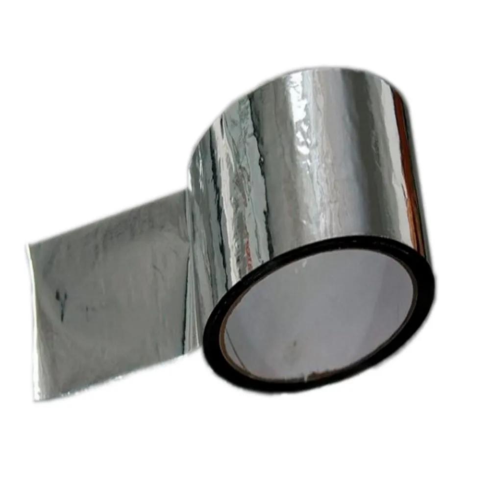 Fita Metalizada Hidroponia 100 mm x 50 mt