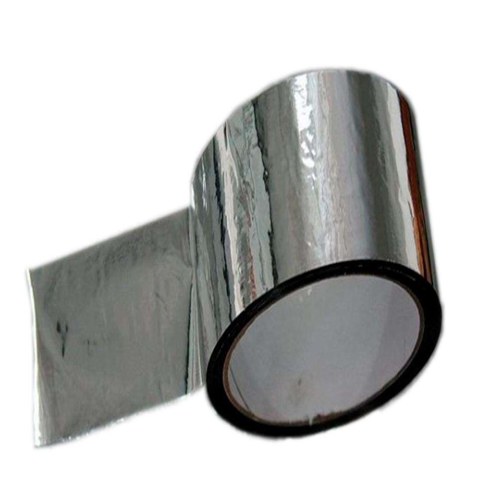 Fita Metalizada Hidroponia 150 mm x 50 mt