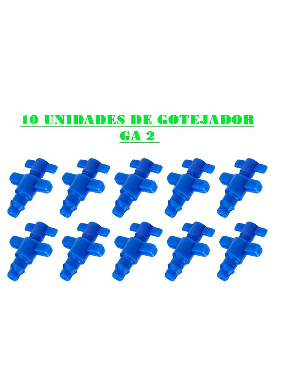 GOTEJADOR GA 2 - (10UN)