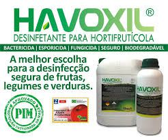 HAVOXIL  Desinfetante para Hortifrutícolas 5 Litros