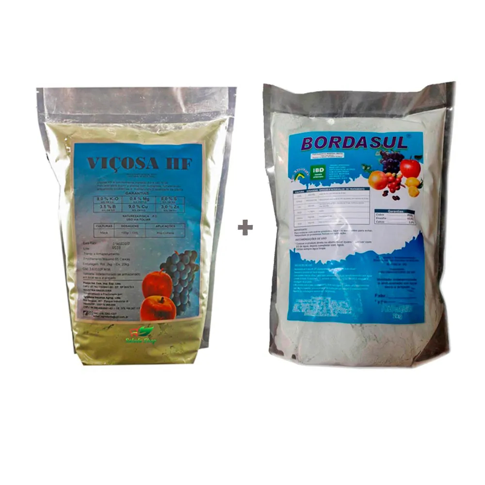 KIT BORDASUL 2 KG + VIÇOSA HF 2 KG