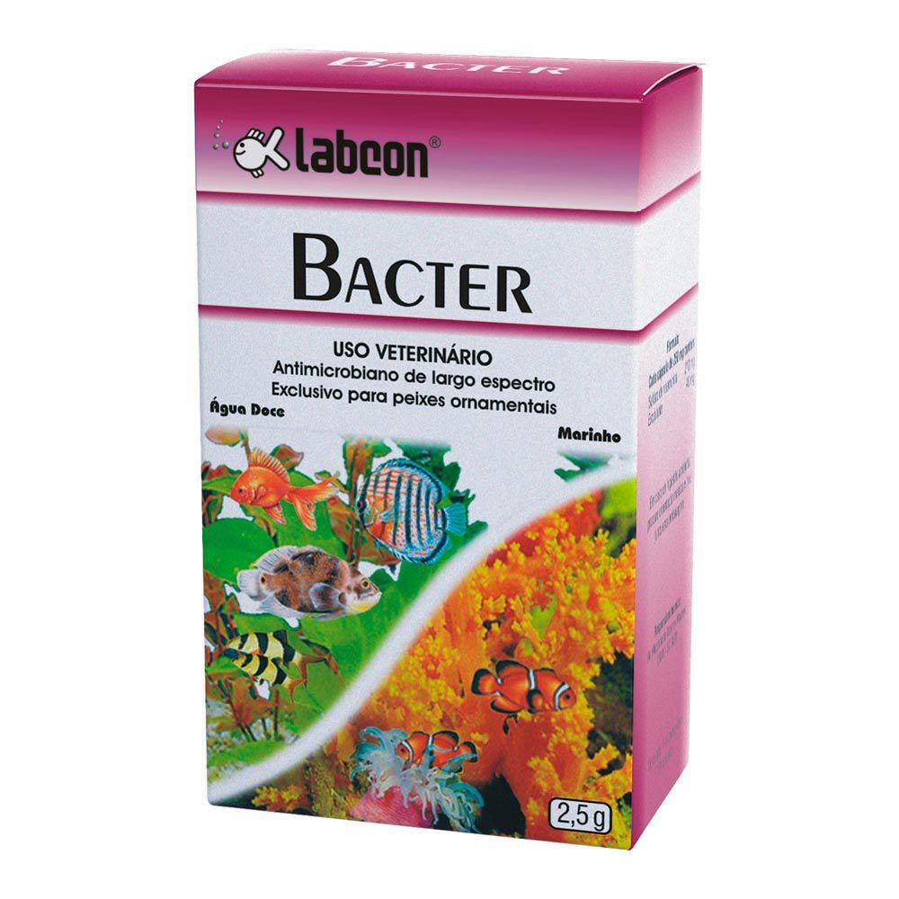 LABCON BACTER - BACTERICIDA PARA AQUÁRIO 10 CAPS