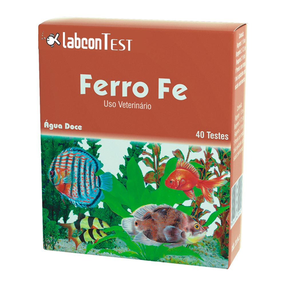 LABCON TEST FERRO FE 20ML