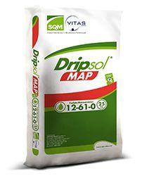 MAP Fosfato Monoamônico - DRIPSOL Sqm Vitas 25 KG