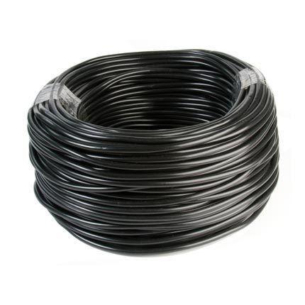 Microtubo em PVC Flexível 4 x 7 mm para Irrigação - 1 metro