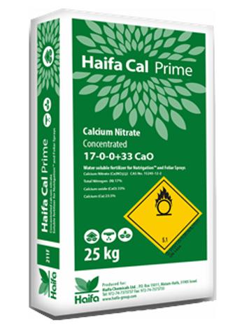 Nitrato de Cálcio Concentrado Haifa-Cal™ Prime