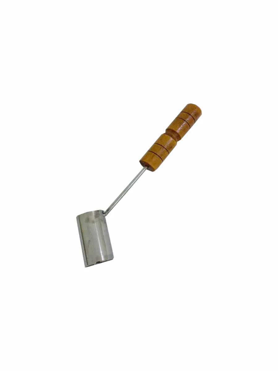 Perfurador INOX Isopor Hidroponia Floating - Diâmetro 3,8 cm