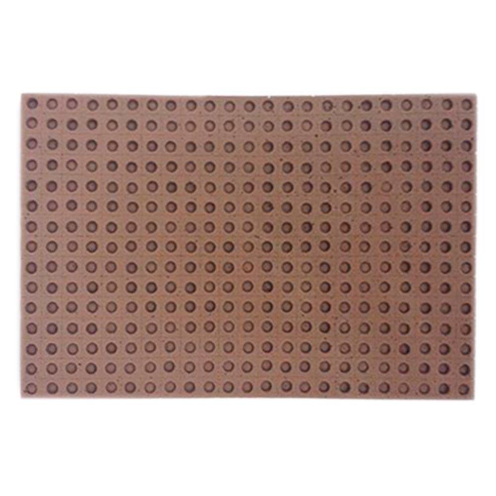 PLACA ESPUMA FENÓLICA 2x2x2 OASIS GROWER -FURO RÚCULA- 345 células