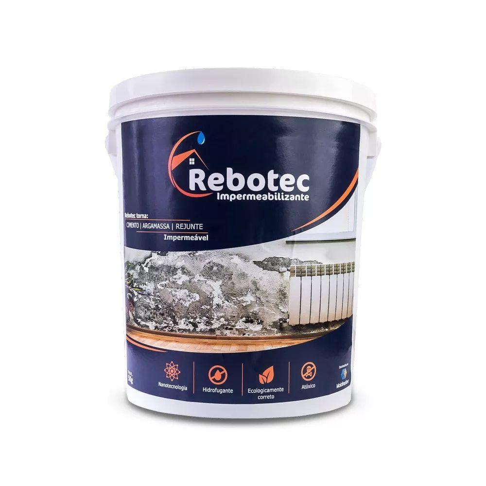Rebotec Impermeabilizante Peso:5 Kg