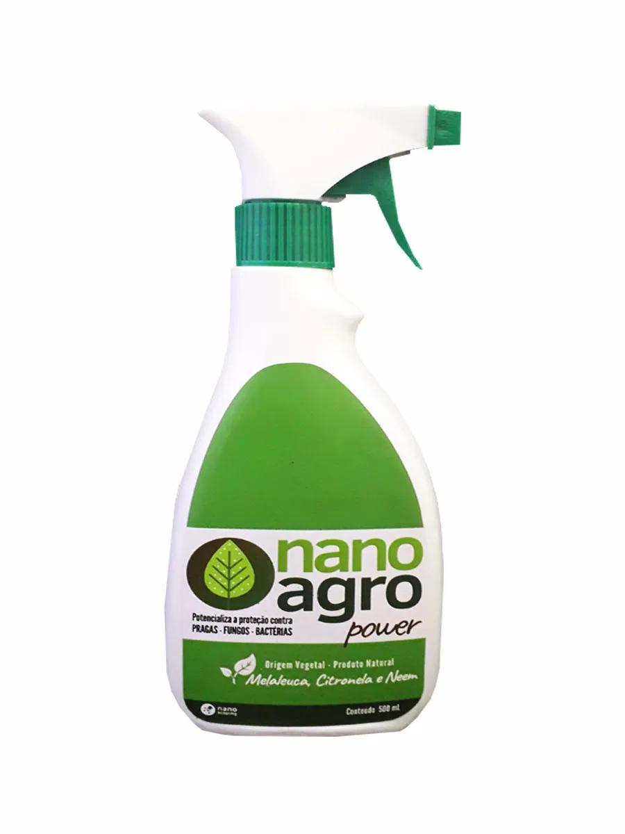 REPELENTE NATURAL - NANO AGRO POWER 500 ML