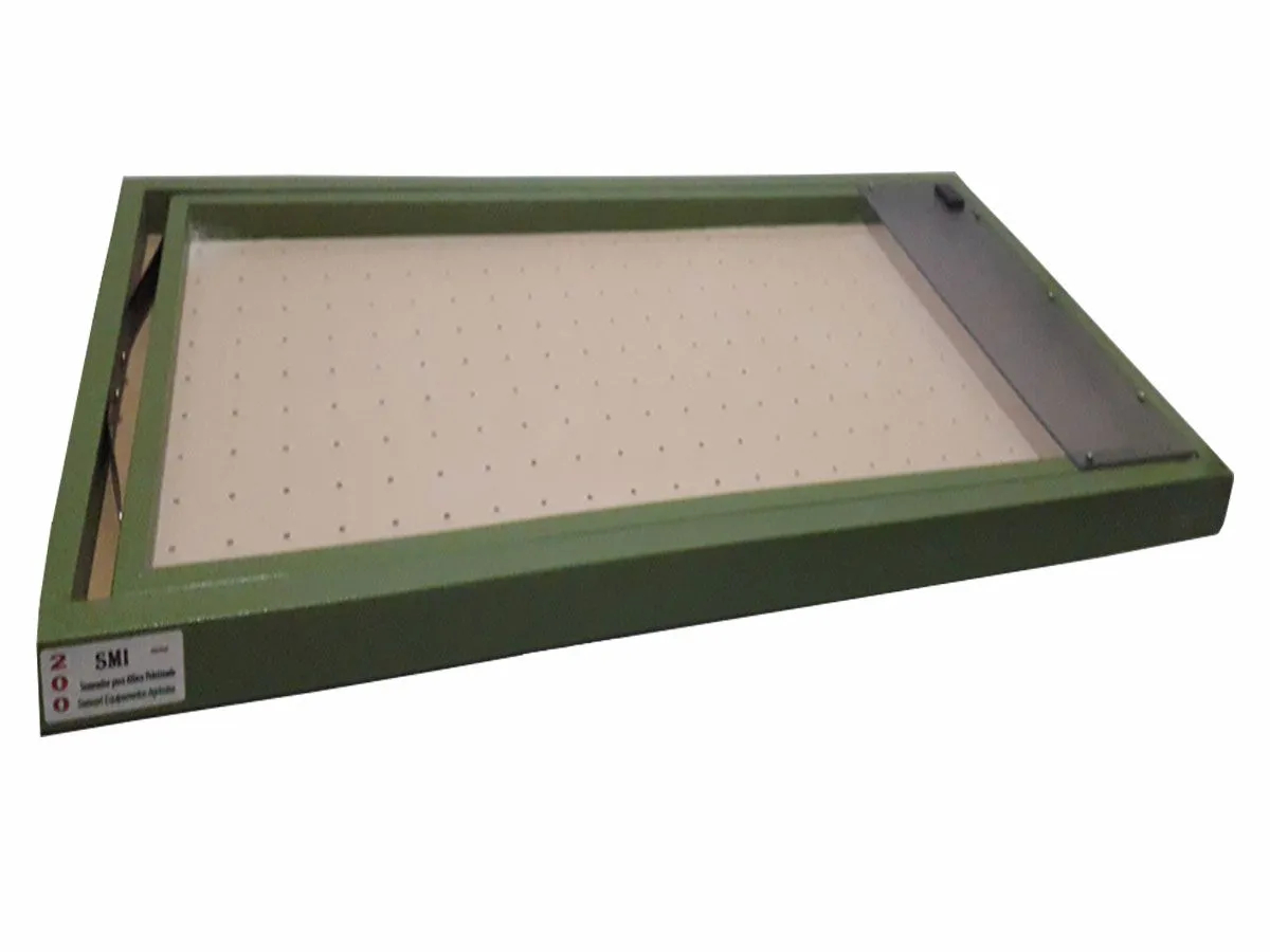 Semeadora de Mola Inteiro p/ Bandejas de  JKS 200 células - modelo