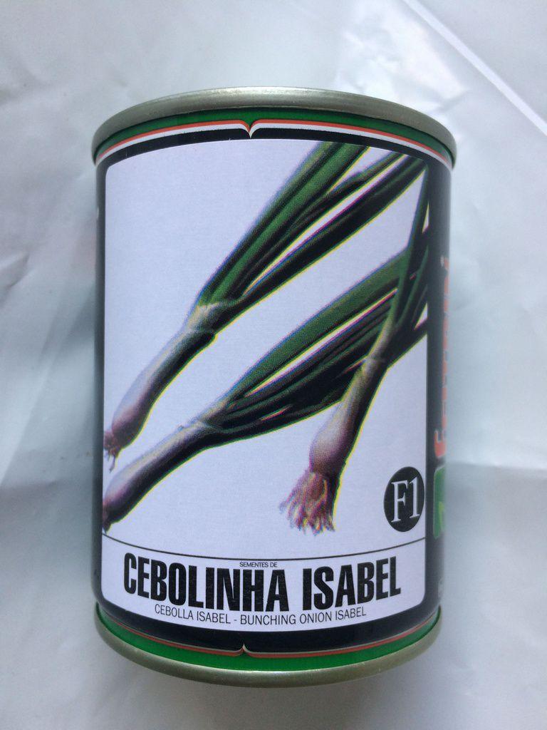 Semente Cebolinha Isabel Feltrin