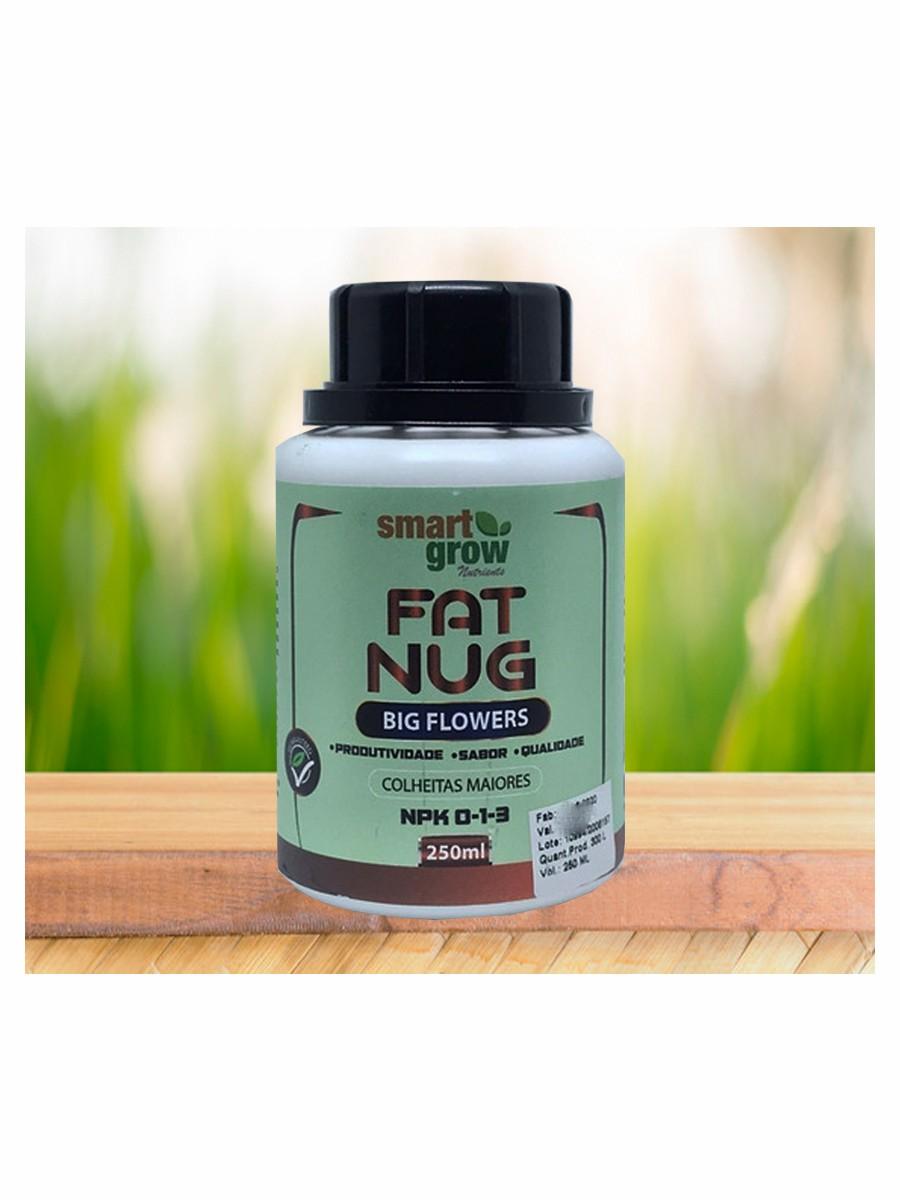 Fertilizante Fat Nug 250 ml