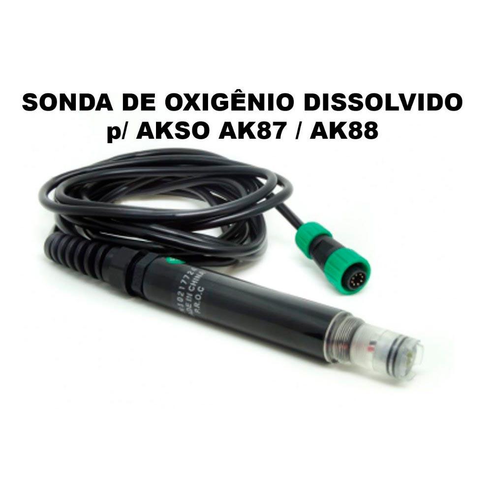 SONDA DE OXIGENIO DISSOLVIDO 2,80M P/ AK87 / AK88