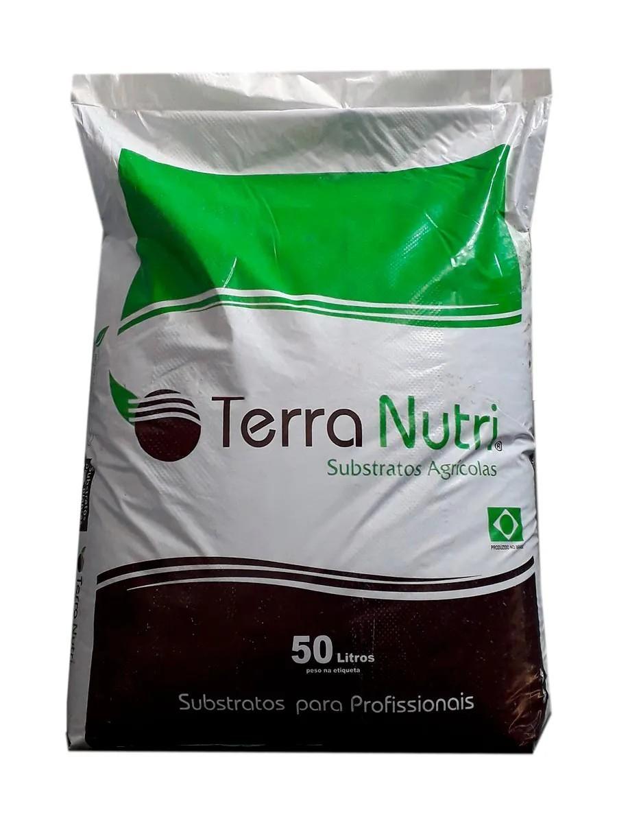 SUBSTRATO TERRANUTRI X4 - EC 0,4 - SC 50LT