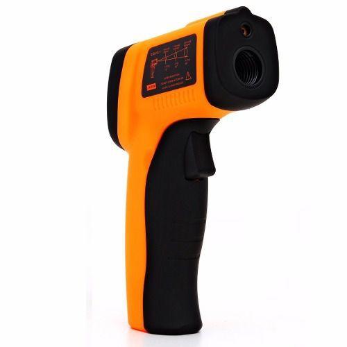 Termômetro Laser Medidor De Temperatura Digital A Distância