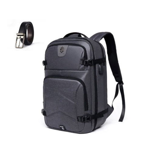 Mochila Masculino Artic Hunter Multinacional Notebook + Cinto
