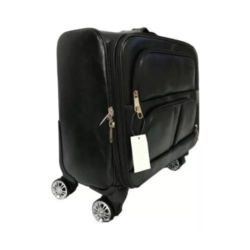 Mala 360 Premium 04 Rodinhas A Bordo Viagem + Almofada  + Cadeado