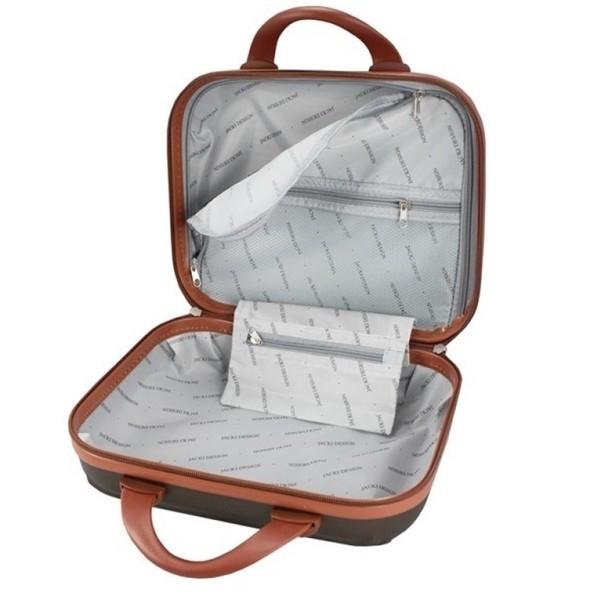 Frasqueira Nécessaire Com Elástico Para Fixar No Puxador Jacki Design Premium