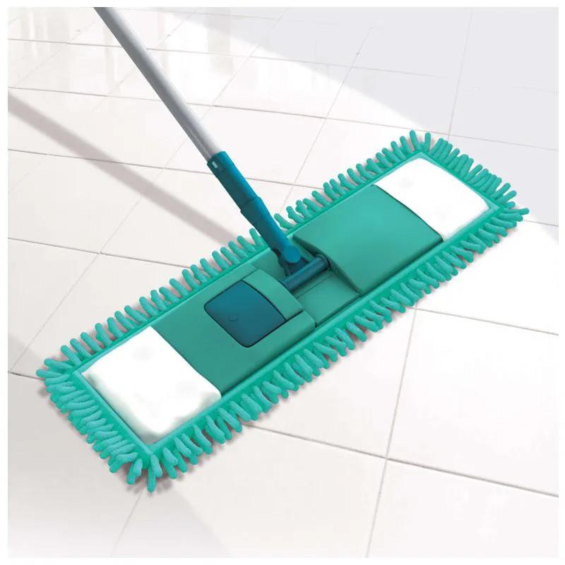 Vassoura Rodo Esfregão Mop Flat Chenile Flashlimp Original