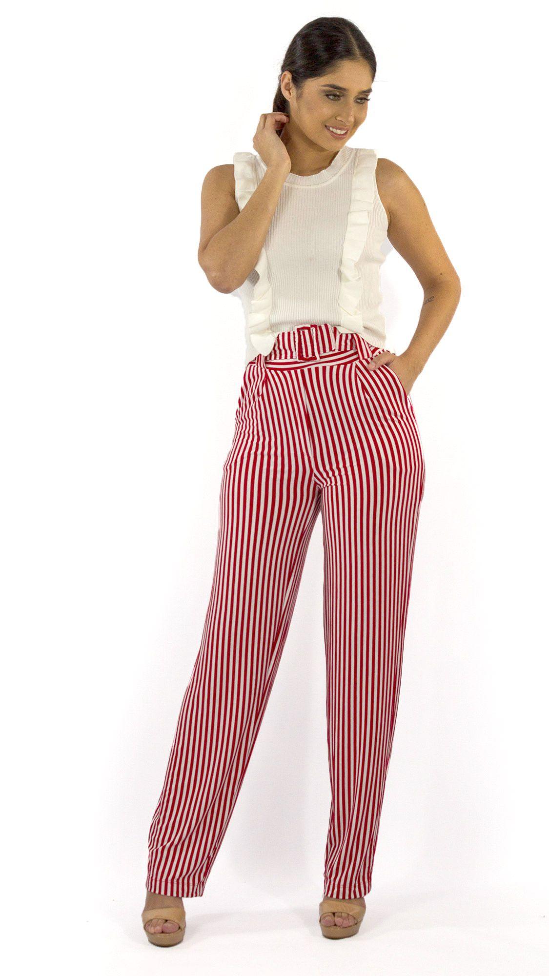 09e3671bf NotoriaStore: Moda Feminina Florianópolis - Online Calça pantalona ...